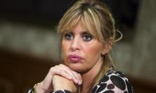 Porto Recanati, Alessandra Mussolini all'Hotel House