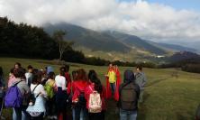 La storia dei Piceni raccontata con le passeggiate letterarie per gli studenti dell'ISC Don Bosco di Tolentino