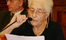 """Muore Franca Ascoli Foà, Comunità Ebraica di Ancona: """"Tristezza infinita per la sua perdita"""""""