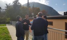 Comitati Terremoto Centro Italia, effettuato a Visso un sopralluogo SAE con gli ingegneri di Arcale
