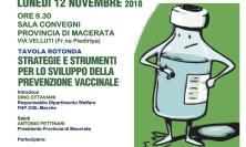 Macerata: prevenzione, vaccini e salute, iniziativa dei Pensionati di Cgil Cisl e Uil