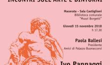 """Al via a Macerata il ciclo di conferenze """"Incontri sull'arte e dintorni"""" 2018-2019"""