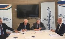 Stipulata una convenzione tra Confartigianato Imprese Macerata e Banca Macerata Spa