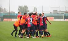 Serie D, la Sangiustese vince in trasferta contro la Sammaurese