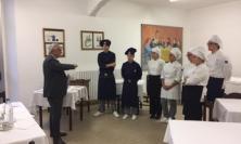 """Cingoli, gli studenti dell'Ipseoa """"Varnelli"""" campioni di gelato"""