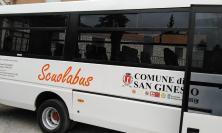 Un nuovo Scuolabus per gli studenti di San Ginesio