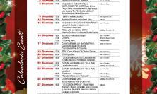 Calendario Natale Comune Camerino 2018/2019