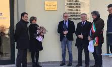 All'Ospedale di Tolentino posata la targa in ricordo del dottor Nicola Comi