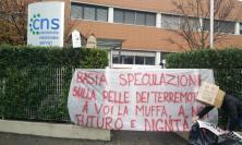 """I terremotati """"restituiscono"""" la muffa al CNS di Bologna"""