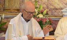 Cordoglio a Civitanova per la scomparsa di don Nazareno Orlandi