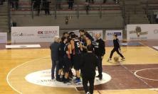 Basket Civitanova: la Rossella domina Ancona e conquista una preziosa vittoria