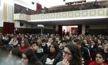 Cingoli, al Teatro Farnese una lezione di storia contemporanea per gli studenti dell'Ipseoa Varnelli