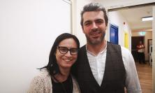 Tolentino, Teatro Vaccaj: grande successo per lo spettacolo di Luca Argentero