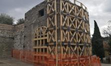 San Severino, terminati i lavori di messa in sicurezza di Porta San Francesco (FOTO)