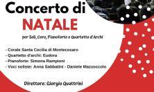 Montecosaro, domenica 23 concerto di Natale  presso la chiesa di San lorenzo
