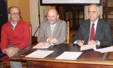 Macerata, accordo firmato tra Unimc e comune per  apertura e gestione del parco Villa Lauri