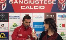 Sangiustese calcio, le impressioni di mister Senigagliesi a 90' dalla fine del girone d'andata