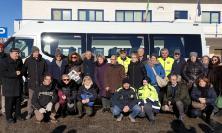 Caldarola, consegnato alla comunità un minibus da 24 posti