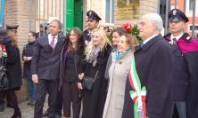 Porto Recanati, cerimonia di intitolazione dell'anfiteatro a Natale Mondo (FOTO)
