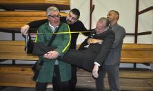 """Montecosaro, Teatro dello Logge: sabato si ride con la commedia """"www.scampamorte.com"""""""