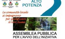 San Severino, incontro pubblico per l'avvio del contratto di fiume Alto Potenza