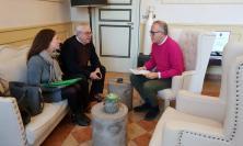 """Ospedale unico Provinciale: il Sindaco Ciarapica incontra il Presidente del Comitato 'Pro ospedali pubblici"""""""