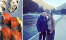 """Sefro, debutta il sushi di trota: gustosa novità """"Da Faustina"""" (FOTO)"""