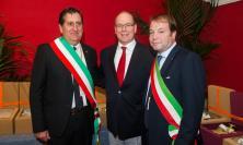 San Ginesio al convegno nel Principato di Monaco (FOTO)