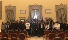 Visita alla Camera dei deputati per gli studenti dell'ITGC Corridoni di Civitanova