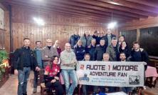 La nuova stagione del Motoclub 2Ruote 1Motore Adventure Fan ASD di San Severino