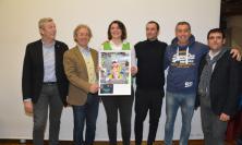 """""""La Tirreno Adriatico si deciderà a Recanati"""", parola di Ivan Basso alla presentazione della tappa"""