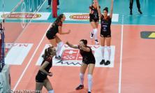 Volley femminile: Helvia Recina a caccia di record contro Montale Rangone