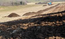 """Chiesanuova di Treia, continua il via vai di camion carichi di concime: """"Popolazione  impotente"""""""