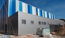 Tolentino, giovedì 20 giugno inaugurazione  della nuova palestra della scuola Lucatelli
