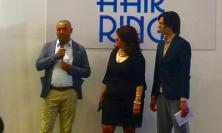 Emanuel Vecchioli docente al Cosmoprof di Bologna