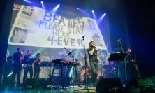 Civitanova, Popsound infiamma l'Annibal Caro con le musiche dei Beatles e dei Rolling Stones