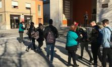 """San Severino, i volontari del'associazione """"Mondo Libero dalla Droga"""" all'ITTS Divini"""