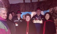 Civitanova, la famiglia Melappioni ringrazia per il successo del Presepe Popolare Meccanizzato