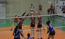 Volley, si interrompe la striscia di vittorie consecutive per la Roana CBF: contro Videomusic FGL è 3 a 2
