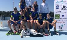 Asd Roller Civitanova: ricco medagliere al Campionato Regionale a Senigallia