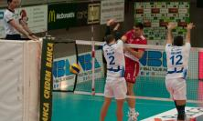Volley A2, la Menghi Shoes Macerata sconfigge la capolista Mondovì in trasferta