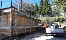San Severino, iniziata la ristrutturazione dell'ex scuola Stigliano destinata a due alloggi
