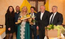 La soprano Daniela Di Pippo spegne le candeline: a Belforte del Chienti un compleanno speciale
