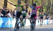 Ciclismo: Paolo Baccio e Daniel Smarzaro, festa per due a Montecassiano