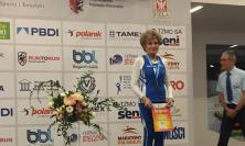 Macerata, ancora un titolo per Giulia Perugini ai mondiali di Atletica Master