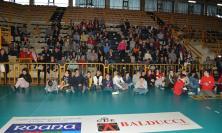 """Macerata, grandi emozioni per la seconda edizione  dell'evento """"Diversamente Uguali"""""""