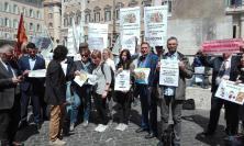 Rimborso risparmiatori Banca Marche: il Codacons manifesta in piazza Montecitorio