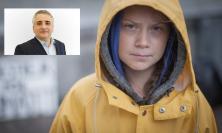 """Clima, la proposta di Bisonni: """"Consiglio regionale aperto con Greta Thunberg"""""""