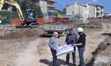 Recanati, proseguono i lavori per oltre un milione di euro sugli Istituti Superiori