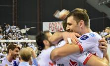 """La Lube trionfa in Champions, Juantorena: """"Siamo nella storia"""""""